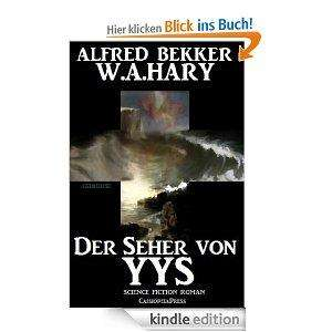 [Amazon Kindle Edition] Gratisbuch: Der Seher von Yys (Science Fiction Thriller)