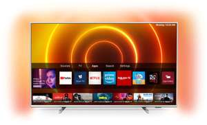 """Philips 55PUS7855/12 55"""" 4K UHD LED-Smart TV (Ambilight, Dolby Vision, HDR10+, Triple Tuner, HDMI ARC)"""