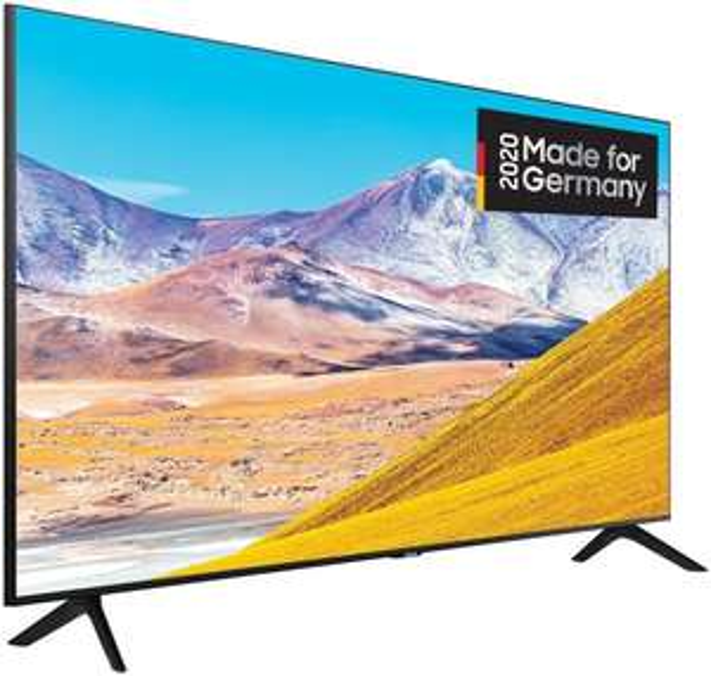 """Samsung GU55TU8079 (55"""", UHD, VA, ~270cd/m², 3x HDMI 2.0, eARC, 2x USB, ~10ms Input Lag, Tizen)"""