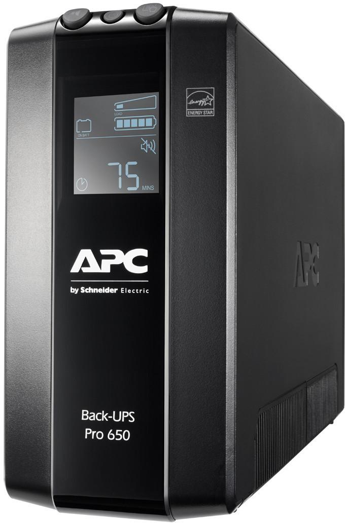 NBB-Tagesangebote: z.B. APC Back UPS Pro USV (BR650MI) - 143,39€ | APC Essential SurgeArrest (PME1WB-GR) Überspannungsschutzadapter - 9,03€