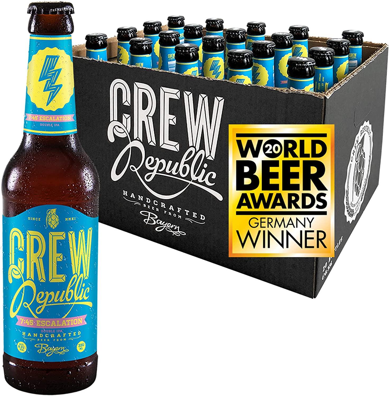 Craft Bier Sets von CREW Republic (24%-32% Ersparnis)