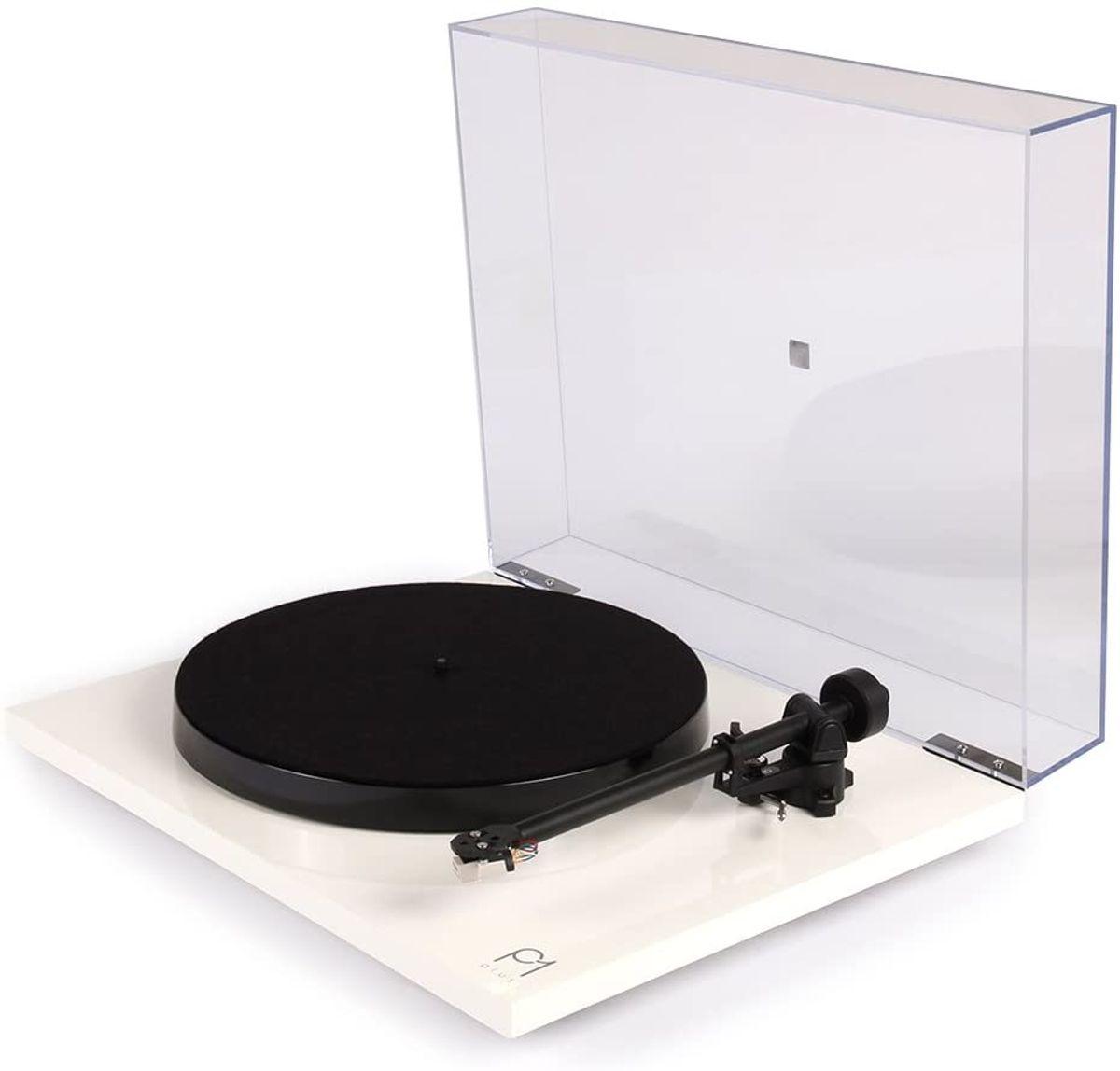Plattenspieler Rega Planar 1 plus (mit integriertem Phono-Vorverstärker)