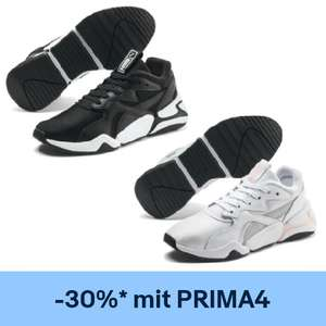 PUMA Nova Gleam Damen Sneaker für 25,17€ [Ebay Coupon]