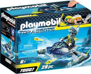 PLAYMOBIL 70007 Top Agents Team S.H.A.R.K. Rocket Rafter, bunt Amazon Prime