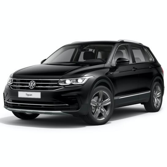 [Gewerbe] VW Tiguan Elegance 2.0 TDI (150 PS) mtl. 159€ + 890€ ÜF (eff. mtl. 196€), LF 0,39, GF 0,48, sofort verfügbar + Sonderausstattung