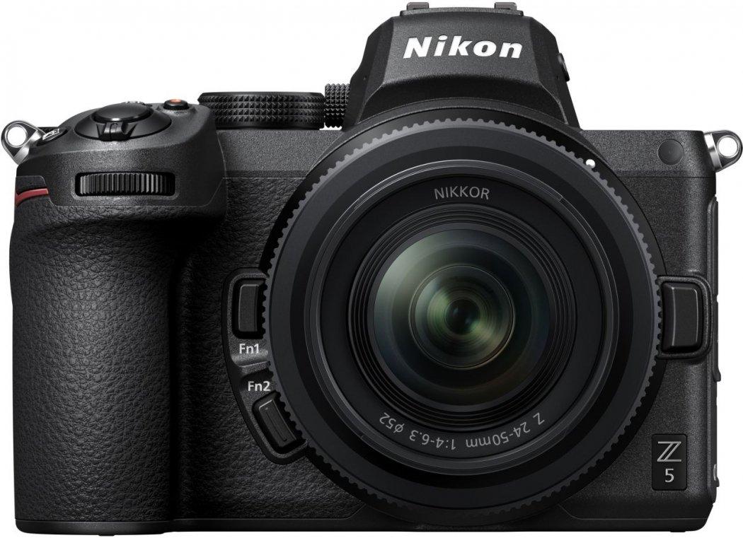 Nikon Z 5 Kit 24-50mm 1:4.0-6.3VR + Nikon Akku