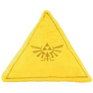 The Legend of Zelda TriForce Kissen Plüschtier