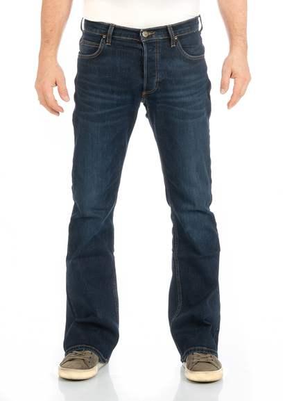 20% Rabatt auf alles im Sale bei Jeans-direct [MBW 50€] - z.B.Lee Herren Jeans Denver Bootcut Denim Stretch Hose Baumwolle Blau
