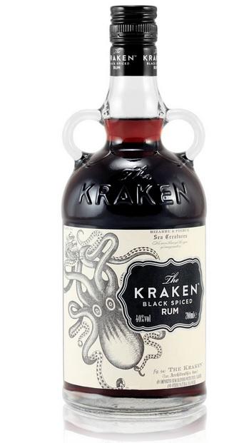[Aldi Süd / Lauingen] The Kraken Black Spiced Rum 0,7 L Ausverkauf