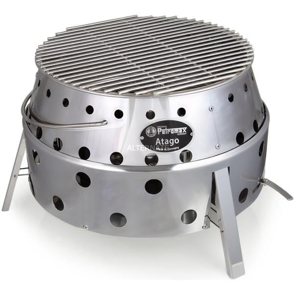 Petromax Atago & Feuerpfanne - Grill-Fliewatüüt für die Outdoor-Kocherei