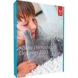 ADOBE 65298894 Software, Photoshop Elements 2020, Upgrade [Reichelt]