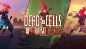 Dead Cells - The Fatal Seed Bundle : Base Game + all DLCs für PC, MAC & Linux (DRM-Free, VPN)