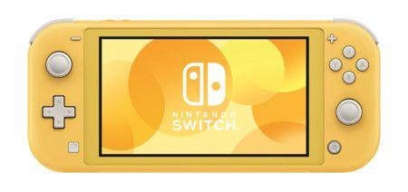 [lokal Neuss] NINTENDO Switch Spielkonsole Switch Lite gelb bzw + 3,99€ Versand