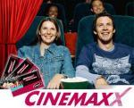Mal wieder Lust auf Kino? 29,50€ statt 52,50€ Euro für das 5er-Ticket-Package fürs CinemaxX inkl. aller Zuschläge