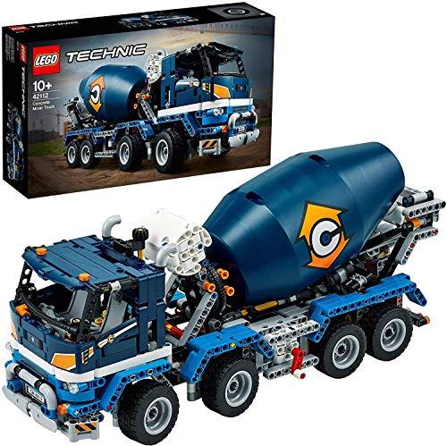 (Amazon) Lego Technic Betonmischer-LKW (42112)