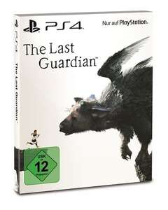 The Last Guardian - Steelbook Edition - PS4 [Expert]