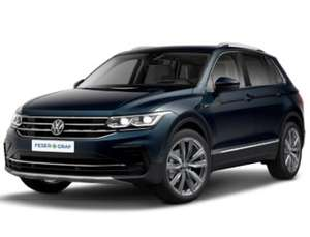 Privatleasing: VW Tiguan Elegance TDI 2.0 / 150 PS (sofort verfügbar) für 218€ (eff 255€) monatlich - LF:0,45