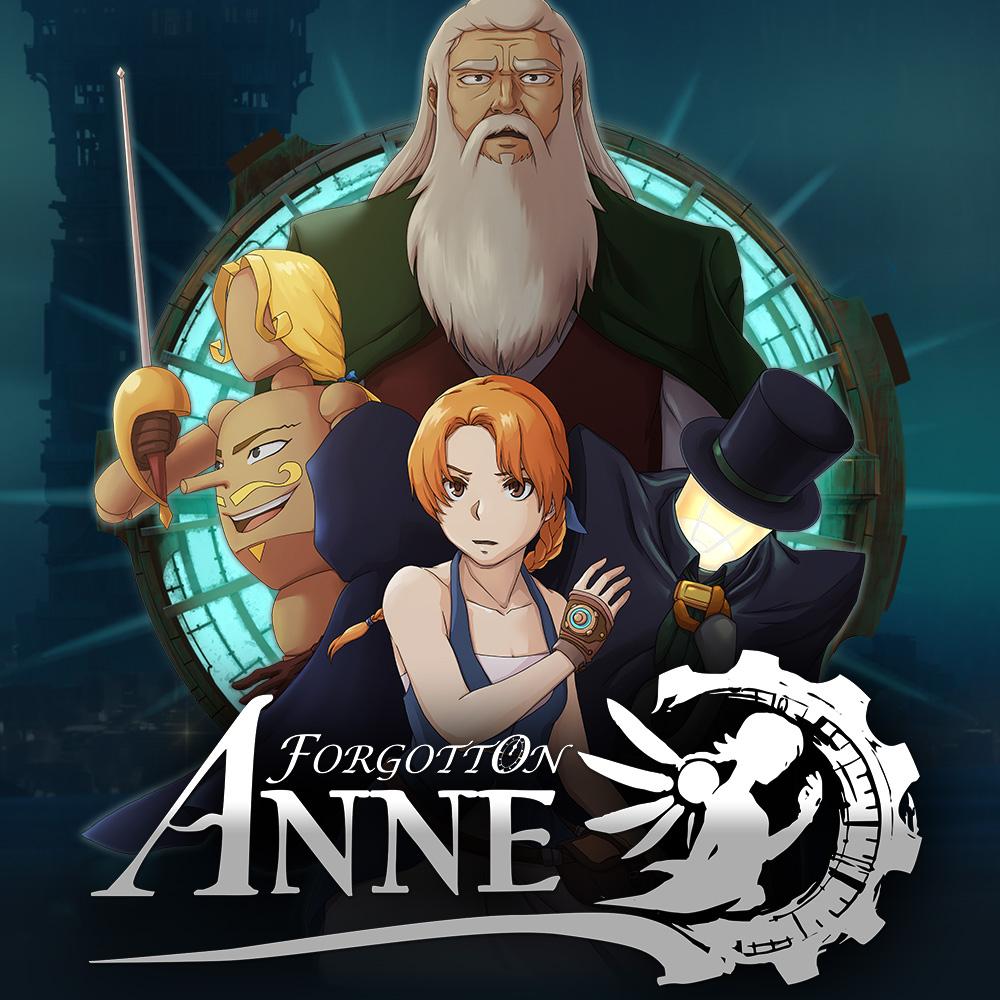 Forgotton Anne im eShop