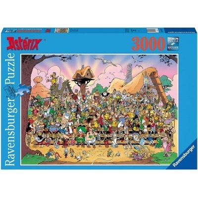 Ravensburger Asterix Puzzle 3000 Teile
