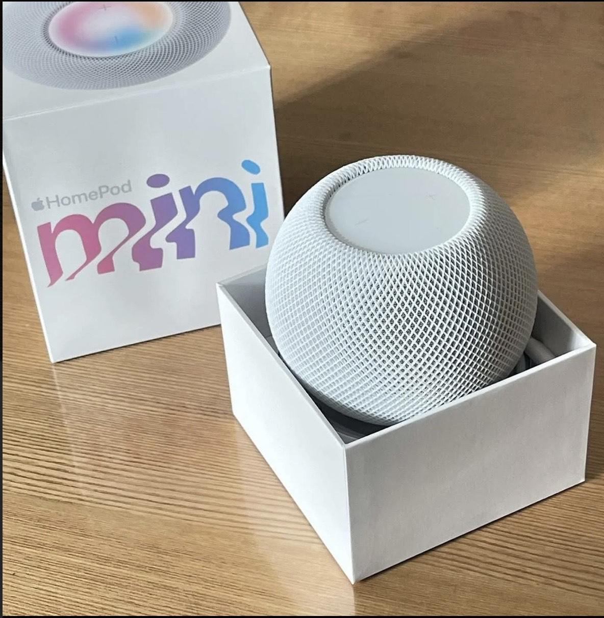 Apple HomePod mini, sofort lieferbar