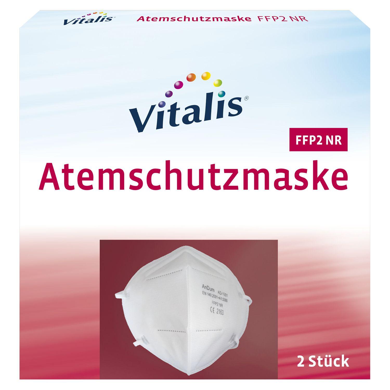 Aldi-Süd Vitalis® Atemschutzmaske FFP2 (2 Stück)