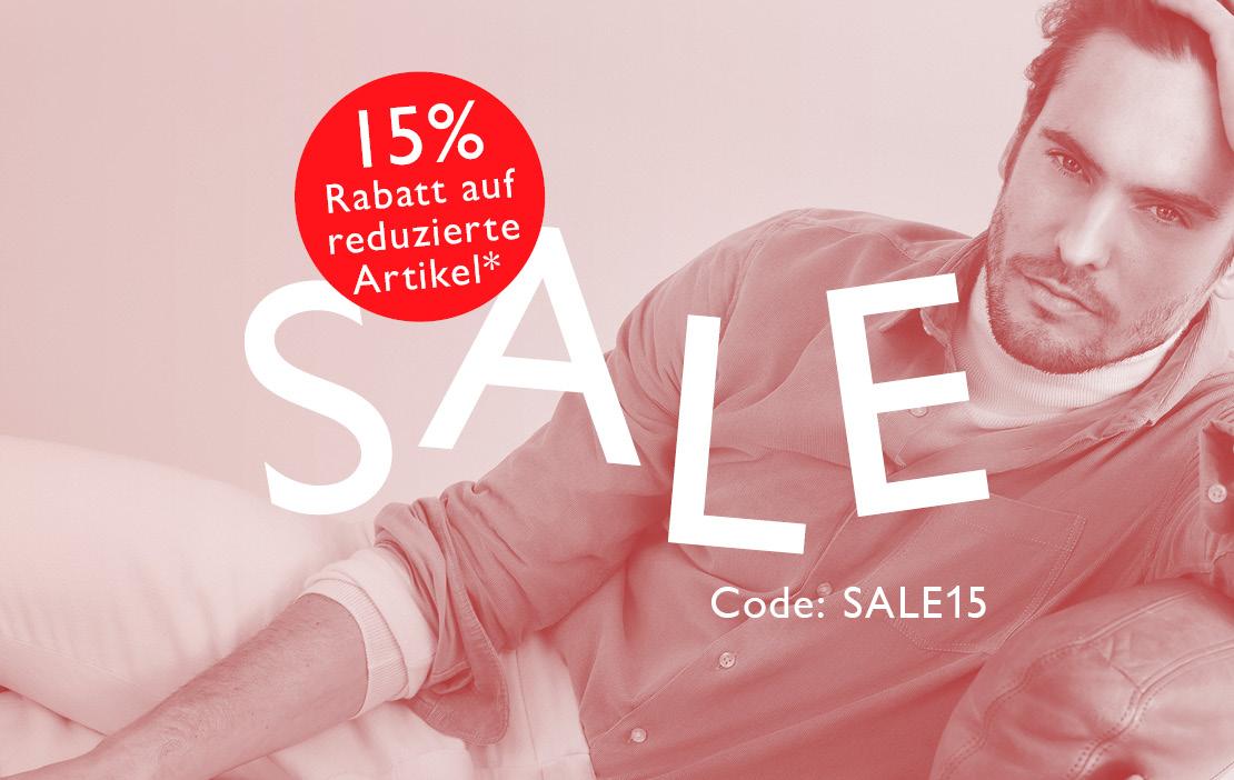 Zusätzliche 15 Prozent auf Sale Artikel bei Konen