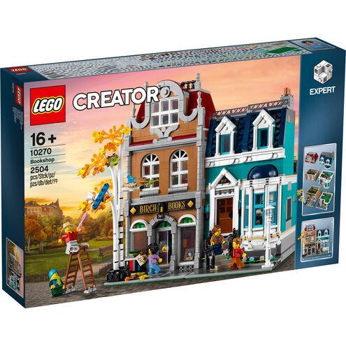 (Galeria) Lego Creator Expert Buchhandlung (10270) mit geringem Rabatt zur UVP
