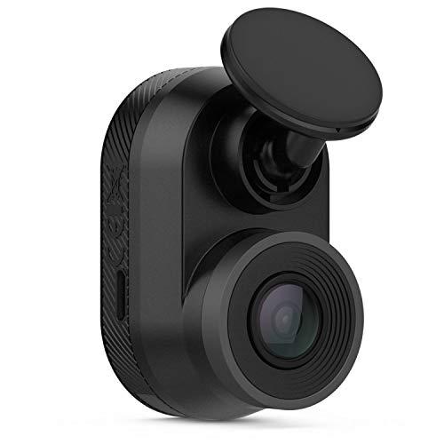 [Amazon Prime] Garmin Dashcam Mini – automatische Speicherung von Unfallvideos, kompakt, HD-Aufnahmen, 140° Weitwinkel
