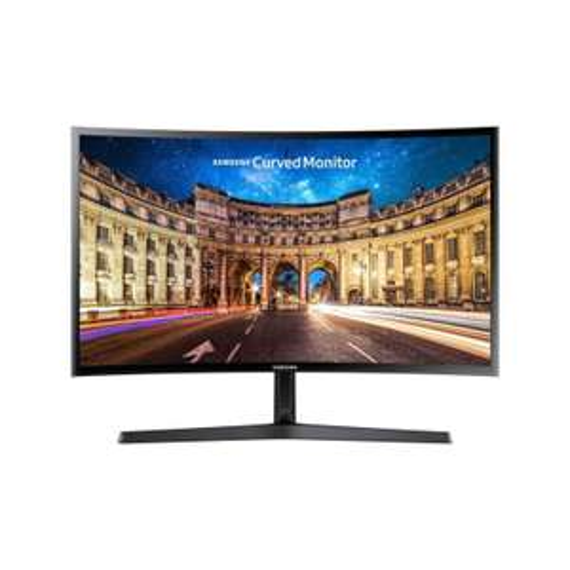 "Samsung 27"" Curved Monitor (HDMI + D-Port) FullHD"