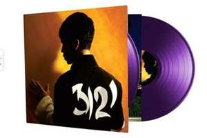 Prince - 3121 - Purple Vinyl Edition