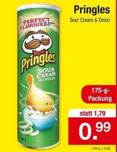 Pringles Sour Cream & Onion für 99 Cent [Zimmermann]