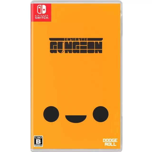 Enter the Gungeon (Nintendo Switch, japan. Retail-Fassung, Cartridge) für 22,46€ inkl. Versand [Play-Asia.com]