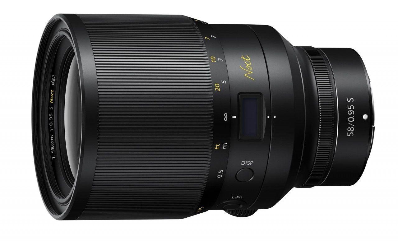 Rabattaktion auf ausgewählte Kameras & Objektive - z.B. Nikon Z 58F0,95 Objektiv | El Corte Inglés ES