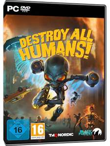 Destroy all Humans // PC