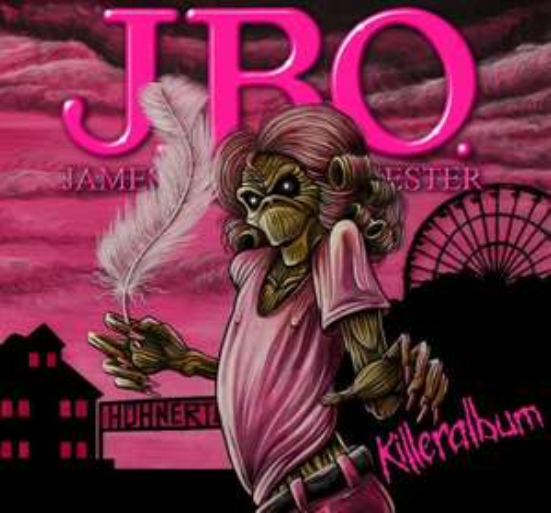 Das erste J.B.O. - Online Konzert am 24.02. um 20:30 Uhr