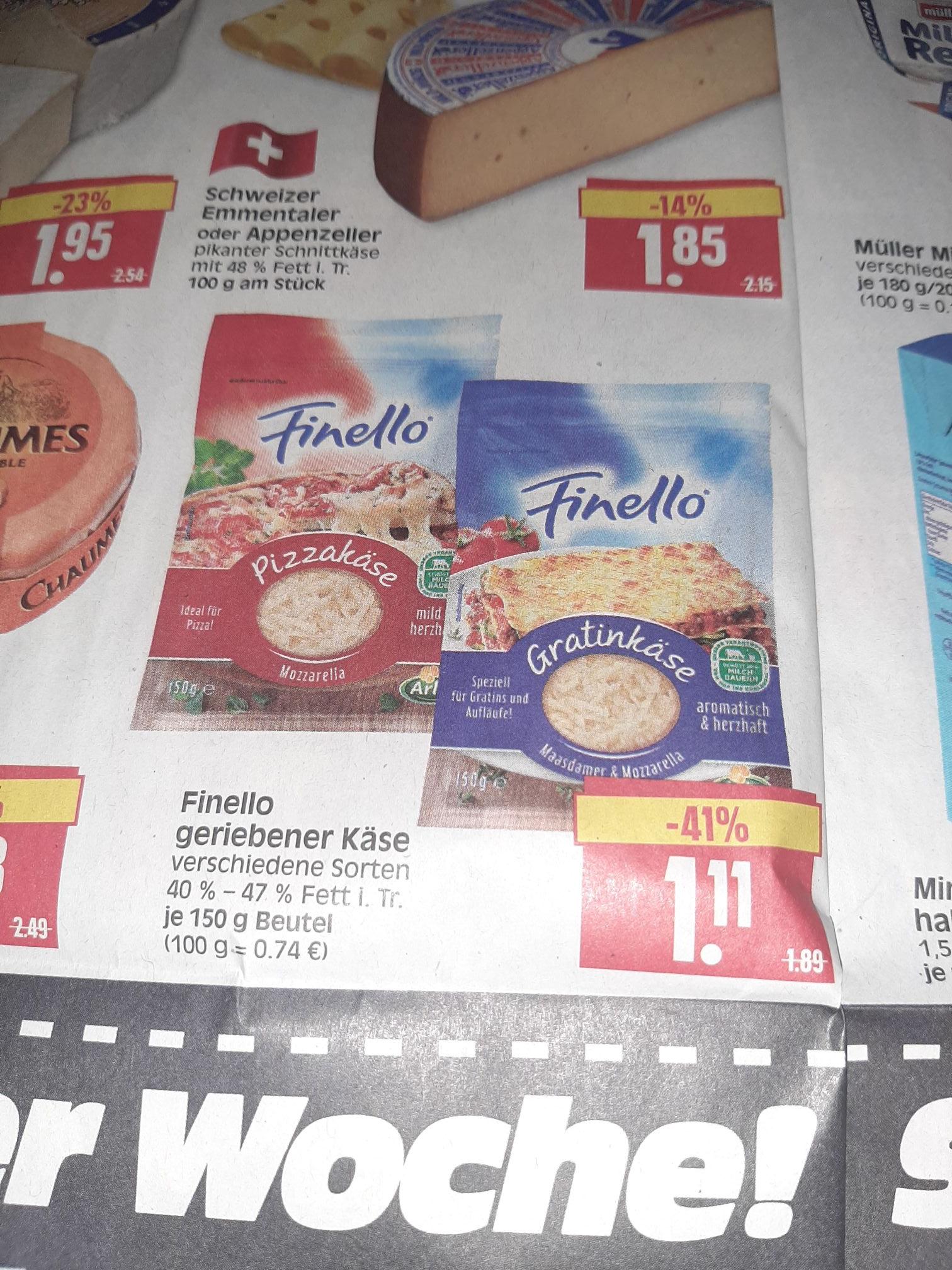 Arla Finello nur 1.11€