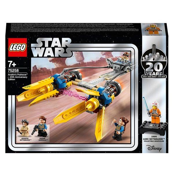 Smyths offline [LOKAL Siegen Göttingen] LEGO Star Wars 75258 Anakin's Podracer 20 Jahre LEGO Star Wars Set