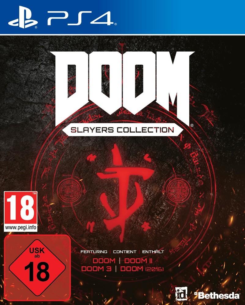 Lokal Abholung: Doom Slayers Collection [PS4] für 7,68€ bei Expert Gröblinghoff