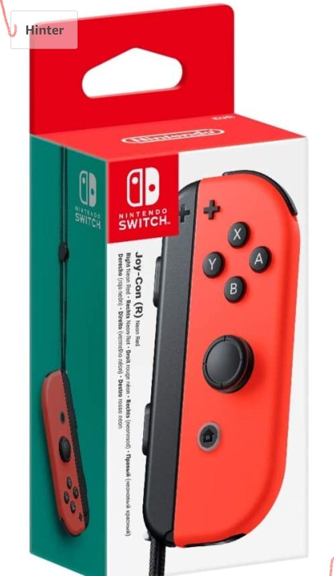 Nintendo Joy-Con (D) Neonrot