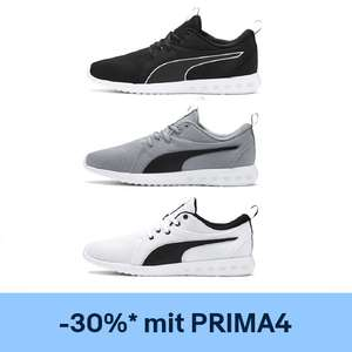 PUMA Carson 2 Cosmo Herren Sneaker für 21,70€ [Ebay Coupon]