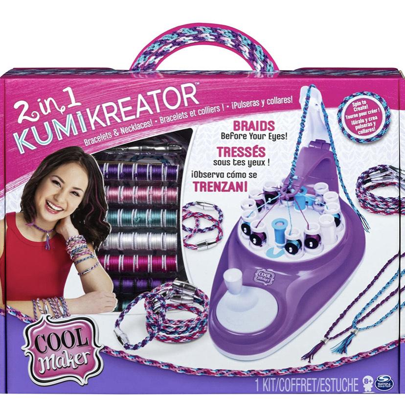 Cool Maker 6053898 - 2 - in - 1 Kumi Kreator Studio