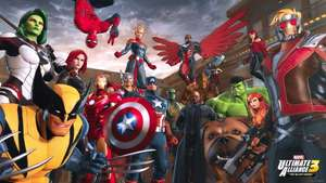 NINTENDO Marvel Ultimate Alliance 3 Nintendo Switch