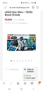 Lego boost droide star wars 75253 R2-D2