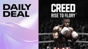 [Oculus Quest] Creed: Rise to Glory   Oculus Daily Deal