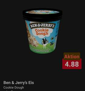 [REWE] Ben & Jerry's Cookie Dough 465ml-Becher