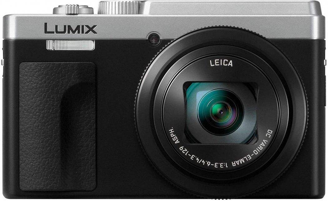 Panasonic Lumix DC-TZ96 Kompaktkamera (silber)