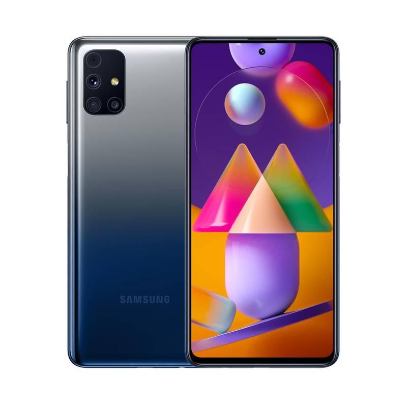 "[x-com] Samsung Galaxy M31s -6.5"" - FHD+ - 6 GB - 128 GB - 64 MP - Mirage Blue"