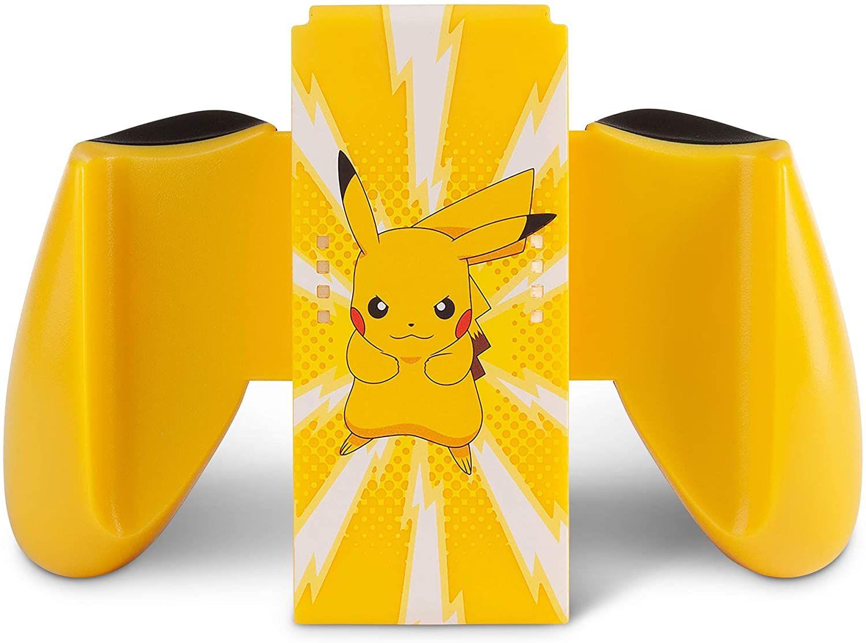 PowerA Joy-Con Comfort Grip im Pikachu Design (Nintendo lizenziert) [Prime]