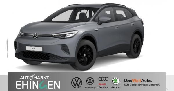 Gewerbeleasing: VW ID 4 Elektro / 170 PS (konfigurierbar) für 129€ (eff 163€) netto monatlich - LF:0,41