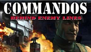 Commandos Pack (Commandos: Behind Enemy Lines + Men of Courage + Destination Berlin + Beyond the Call of Duty) als Steam Key